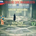 24 de Junio – Ciclo de cine Mundialista