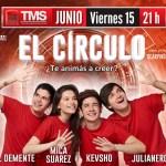 15 de Junio – El Círculo