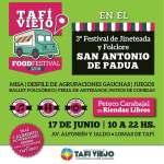 17 de Junio – 3º Festival de Jineteada y Folclore San Antonio de Padua