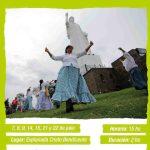 09 de Julio – Espectáculo folclórico en El Cristo
