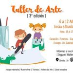 14 de Julio – Taller de Arte para la infancia (Temporada 3)