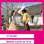 21 de Julio – Encuentro de Ballets Folclóricos