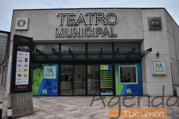 """Teatro Municipal """"Rosita Avila"""""""