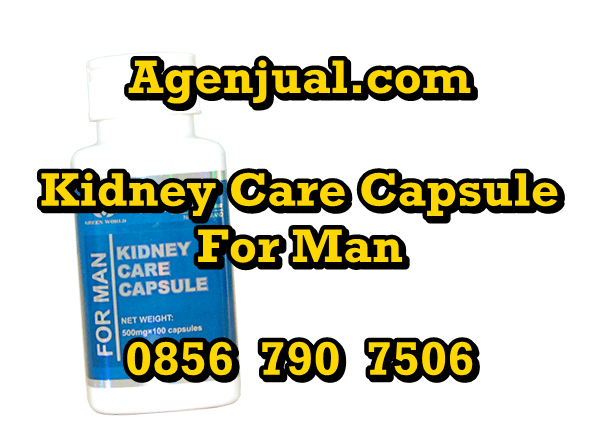 Agen Kidney Care Capsule For Man Kudus