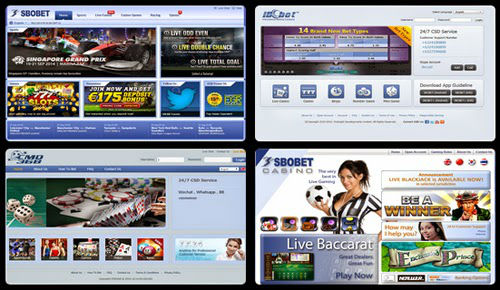Website Link Alternatif SBOBET