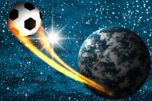 3081614-995538-the-football-has-departed-from-a-planet-to-space-sky