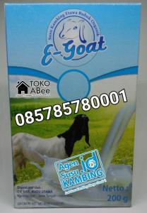 susu kambing etawa bubuk organik e-goat