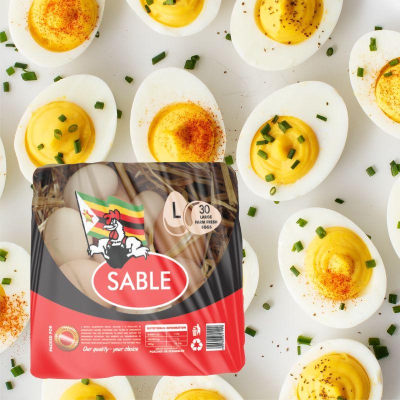 Standard Shrinkwrap Eggs