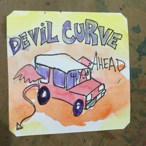 Devil Curve Ahead!!