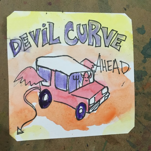 Devil Curve Ahead!!