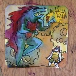 Waifu Werwolf Battle Akumajou Dracula- Macaw