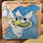 Want tickets? Play CHICKEN FARM!! Willow arcade @LordBBH