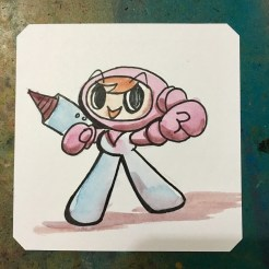 They call him Mr Driller Beeanyew