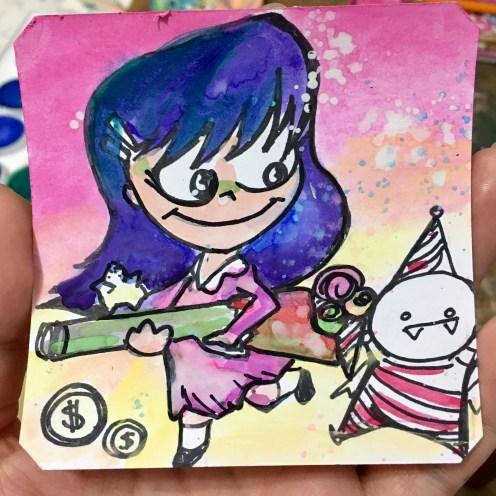 UFO Senshi Youko Chan is best game! @Macaw45