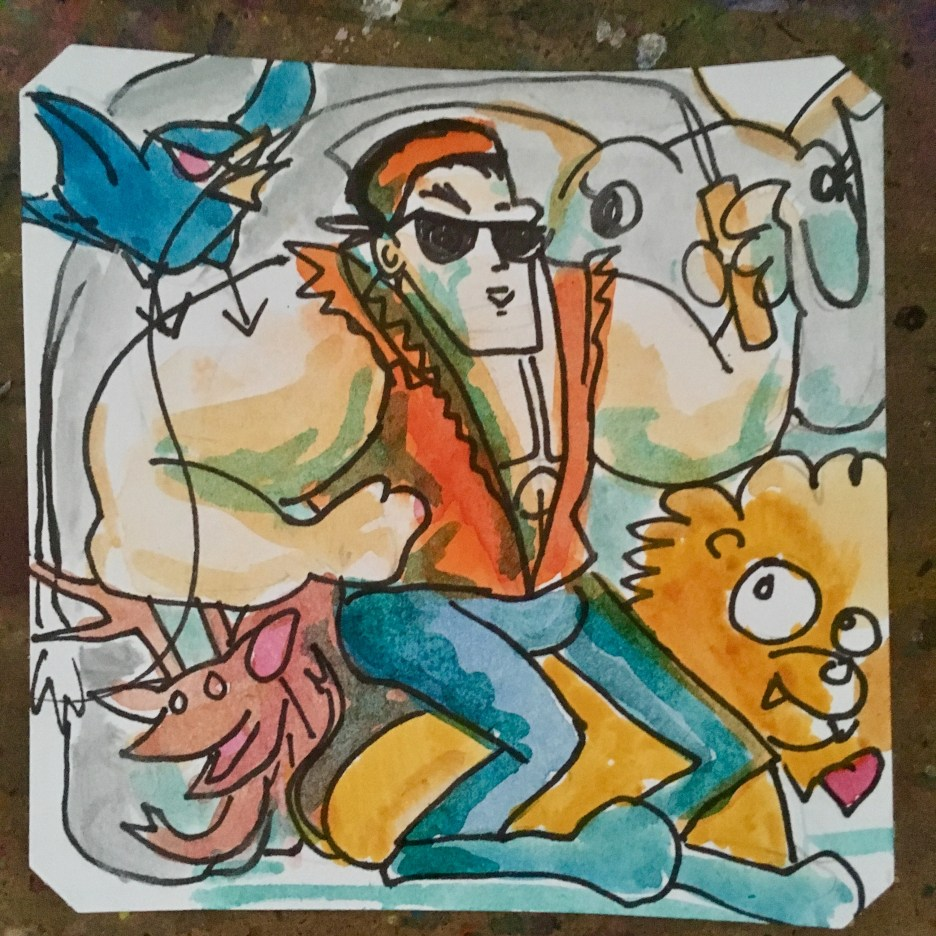 Squad Goals: GROWL @LordBBH