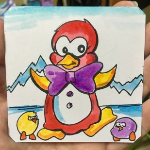 Everyone loves Pengo :3 @LordBBH