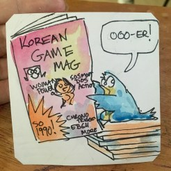 Korean Gaming Magazines @Macaw45