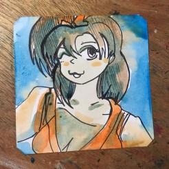 Ryoko from World Heroes Perfect @LordBBH