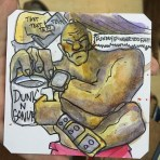 Hey! Goro is just some guy! Mortal Kombat @LordBBH
