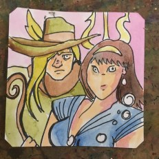 Gate of Doom with the Bard & Wizard @LordBBH