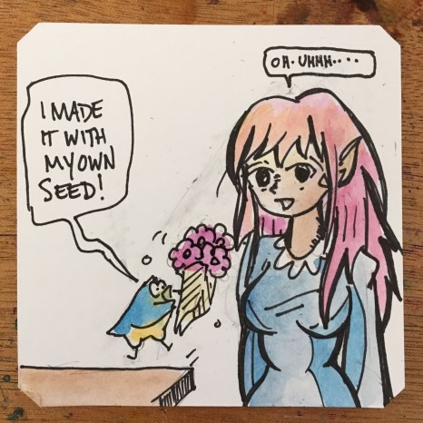 Totally anime garden dating sim! Hana Goyomi @Macaw45