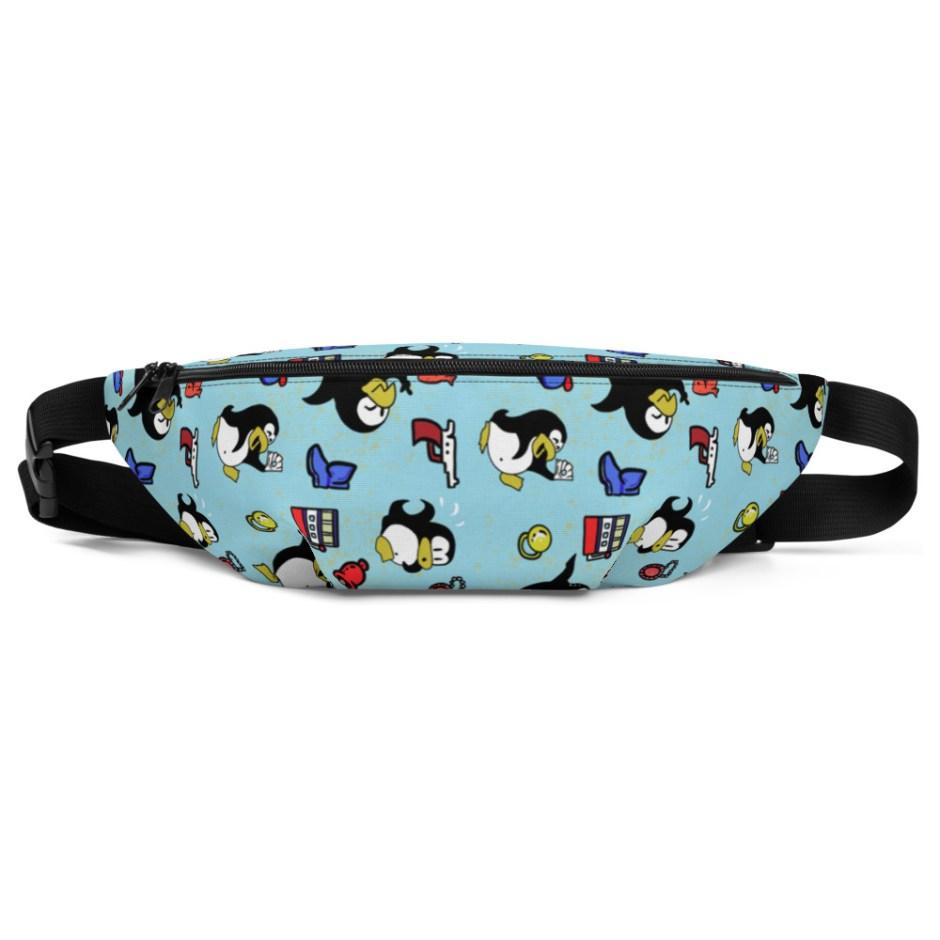Penguin Adventure Bag