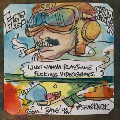 LordBBH- Fire Shark with direct quote from BBH