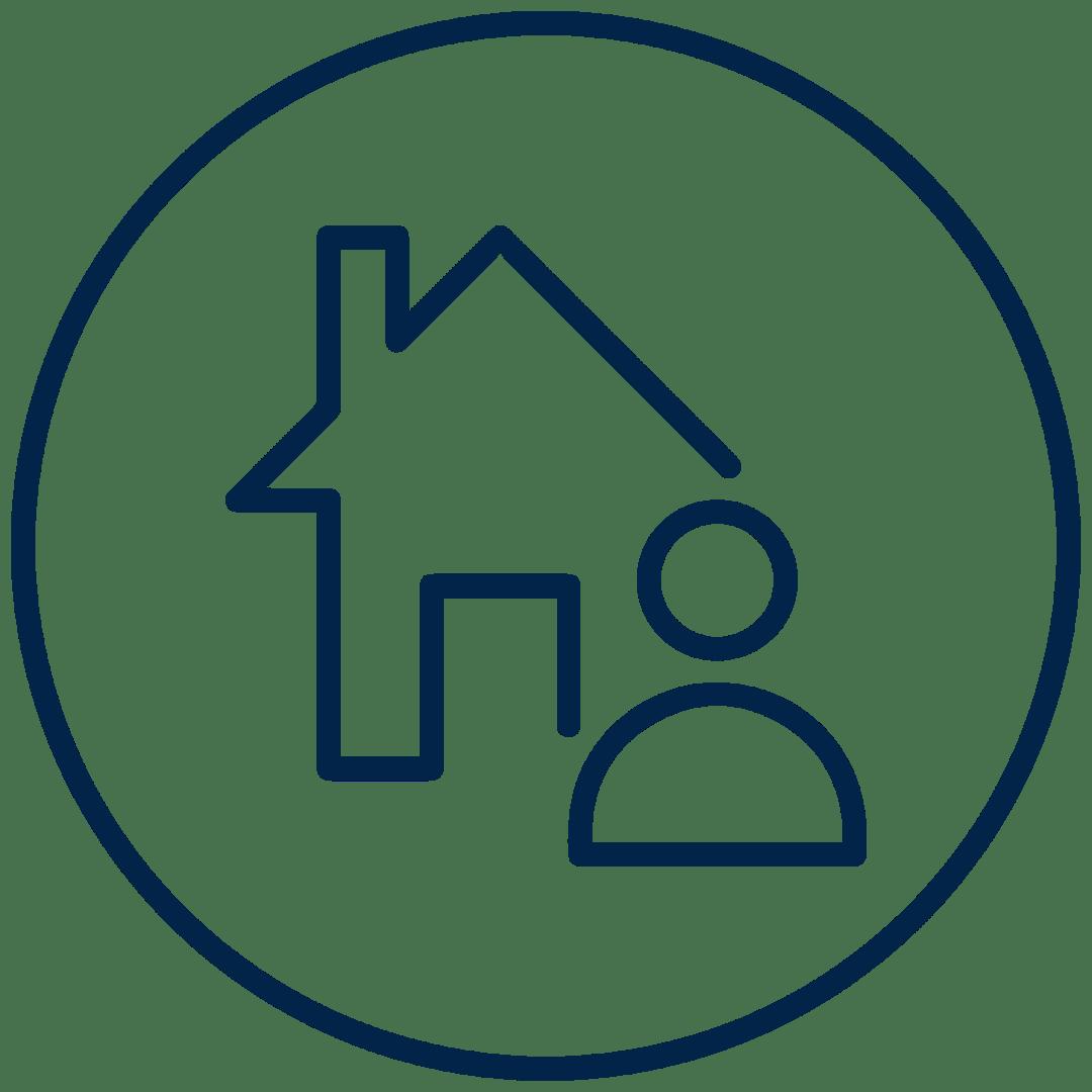 clientes y propiedades