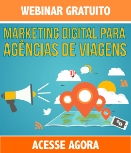 marketing digital para agencias de viagem - webinário
