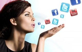 mídias sociais para turismo