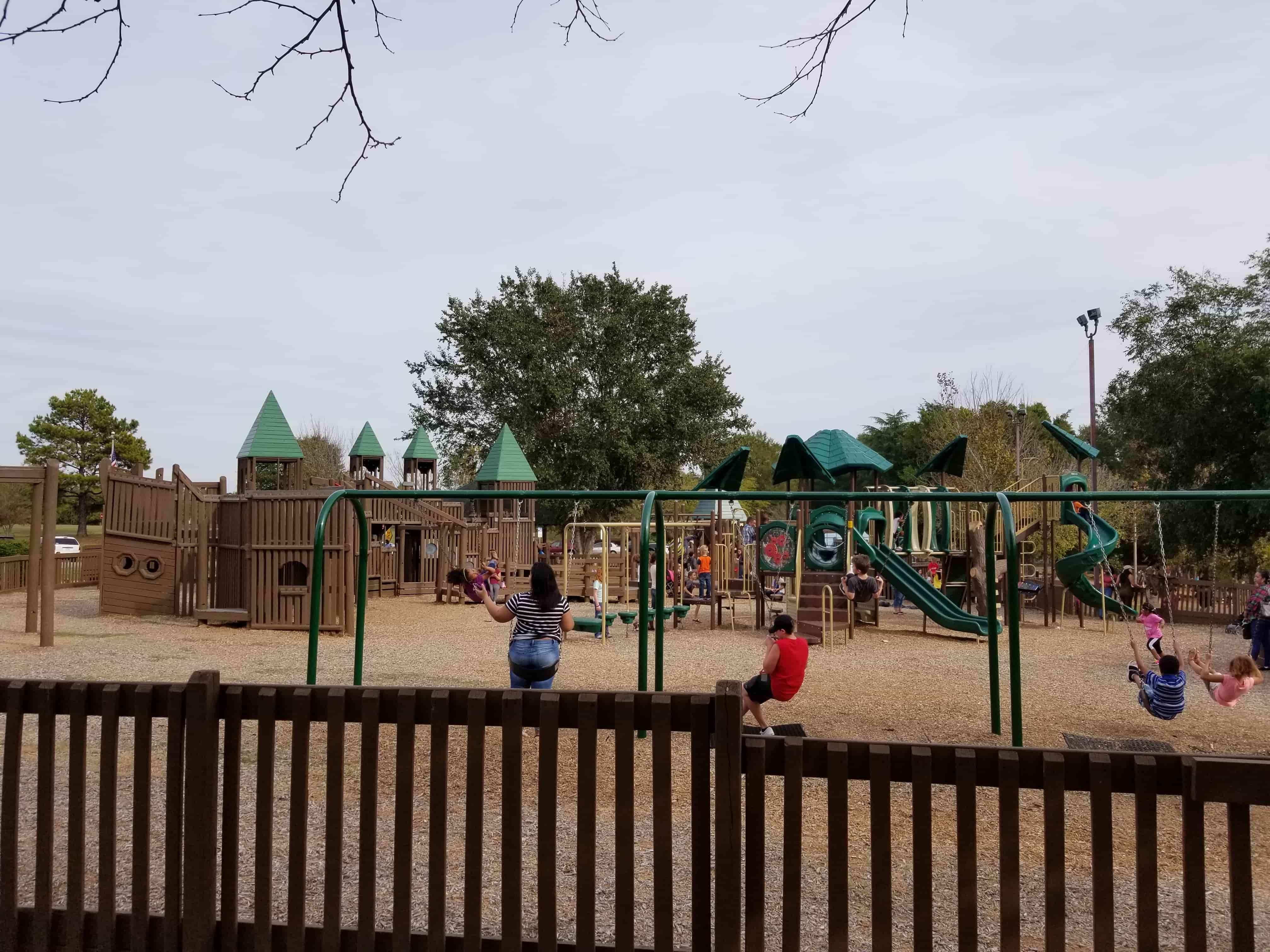 Chris Taylor Memorial Park Anderson, SC Review