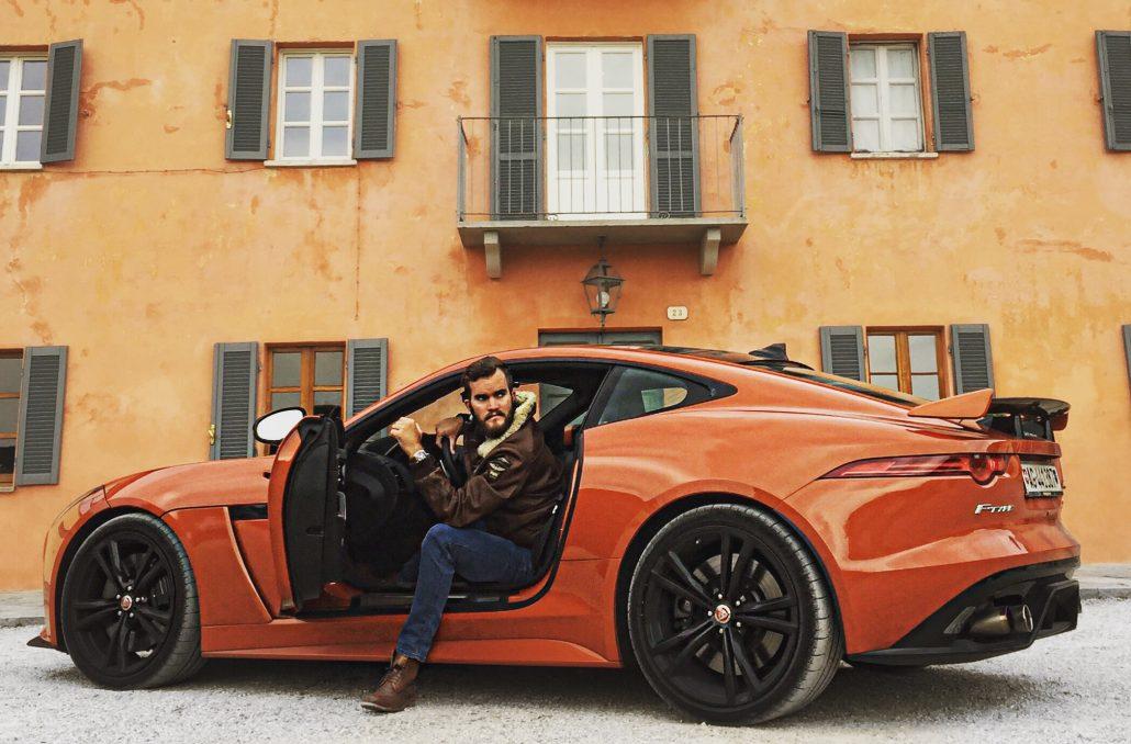 Jaguar F Type Svr A Gentlemans World