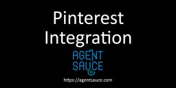 Real Estate Social Media Marketing - Pinterest