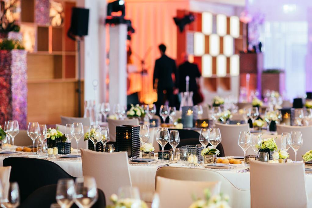 Events, Gala, Veranstaltung,  125 Jahre Ravensburger, Agentur Ravensburger, Lichtinstallation,