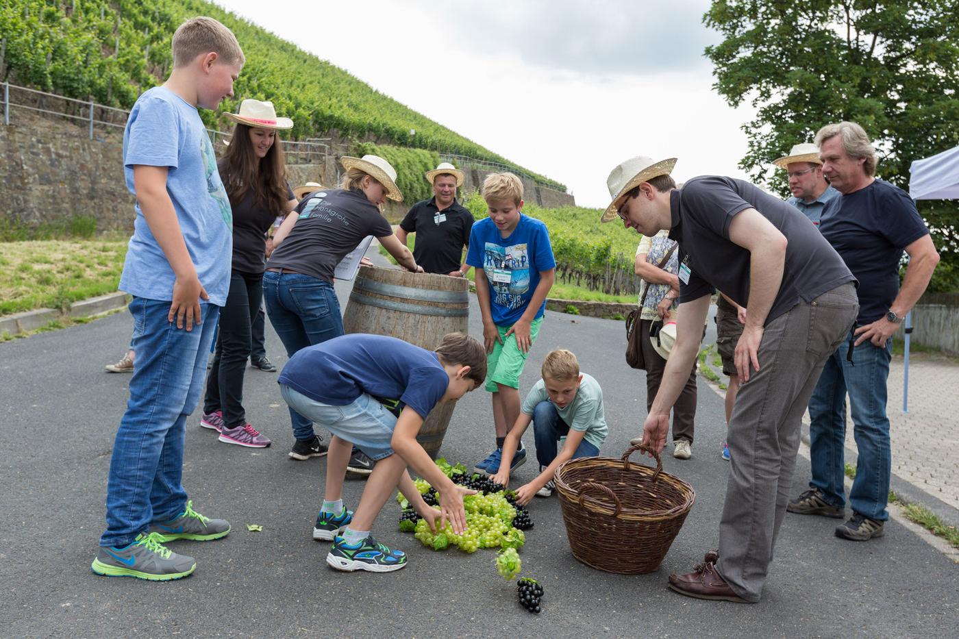 Events, Veranstaltungen, Hansgrohe, I-Club, Familienfest, Incentive, Winzer Rallye,  Bad Neuenahr, Agentur Ravensburger,