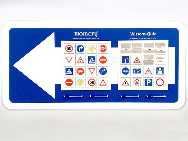 Ravensburger Spielelement - Verkehrszeichen memory®