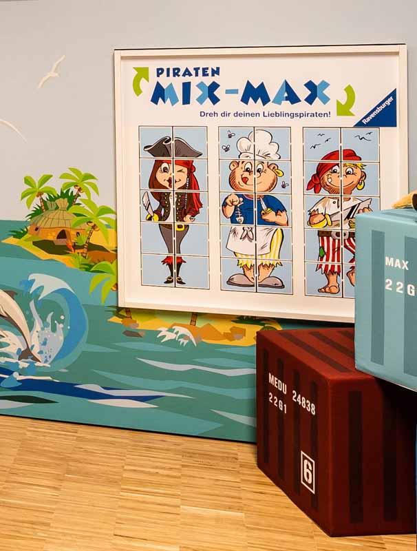 Ravensburger Mix Max individuell, Großspiel, Wandspiel, Spielelement
