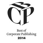 agenturengel Best of Corporate Publishing 2014 Gold