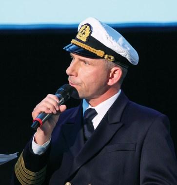 Kapitän Adolf F. Konstatzky © Michael Häfner