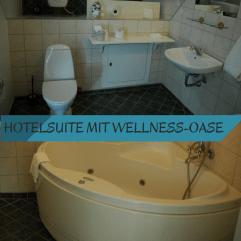 Hotelsuite mit Wellnessoase