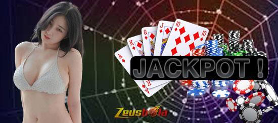 Cara Mendapatkan Bonus Jackpot Poker Online