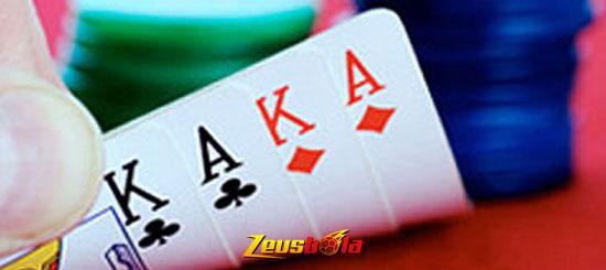 Trick Ampuh Menang Permainan Omaha Poker Online