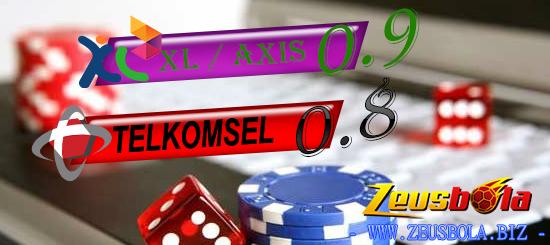 Langkah Menang Main Poker Online Menggunakan Pulsa