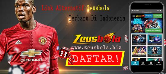 Link Alternatif Zeusbola Terbaru Di Indonesia