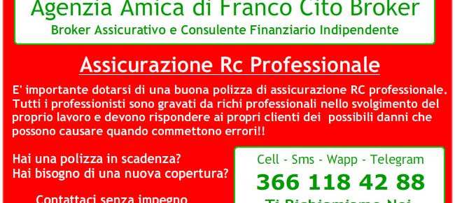 Polizze RC Professionali
