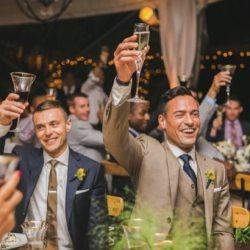 同志婚礼:令人陶醉的酒庄婚礼 Bart & Ozzie