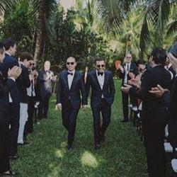 酷新闻:台裔知名设计师吴季刚结婚 时尚界齐祝福
