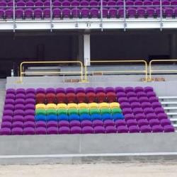 酷新闻:奥兰多新球场设立彩虹座位 纪念同志夜店枪击案