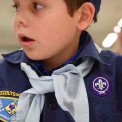 酷新聞:歷史性時刻 8歲跨性別男孩 終加入男童軍團