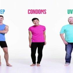 酷新闻:预防感染HIV 除了戴套你还能这么做